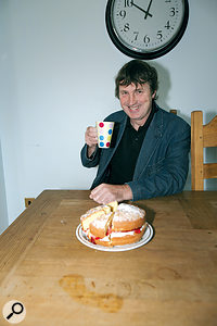Ten o'clock already? Paul White discovers that there's more to life than Hob-nobs...