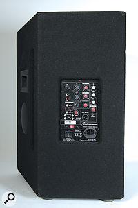 The Starlight 12ML's built-in input mixer.