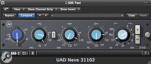 Universal Audio New UAD Plug-ins