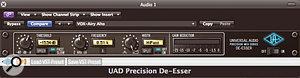 Universal Audio UAD Xpander & New Plug-ins