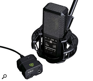 Lewitt's DGT 650 would be suitable for both podcasting and music production.