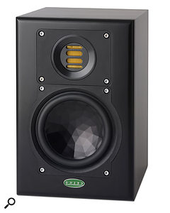 Unity Audio Mini Rock active monitor.
