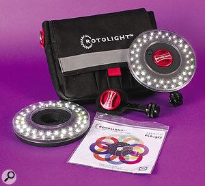 Rotolight Interview Kit