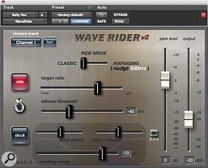 Quiet Arts Wave Rider 2