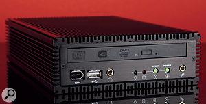 World's Smallest PC WS645F