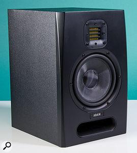 Adam F5 monitors.