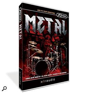XLNaudio | Metal ADpak & Diabolic MIDIPak