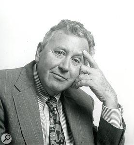 Engineer and studio owner Adrian Kerridge.