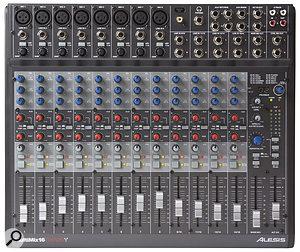 Alesis MultiMix Firewire 16