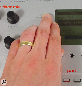Alesis Ion User Tips