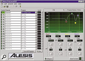 Alesis Prolinear 720DSP