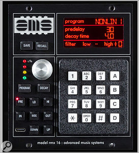 AMS RMX16 500-series