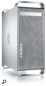 Apple reintroduced a single-processor Power Mac G5 model into their professional line-up this month. At £1099, it's the cheapest Power Mac G5 yet.