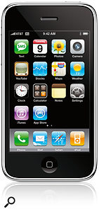 The iPhone 3G: the music apps are coming, honest...