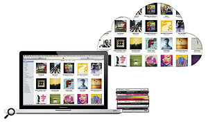 There's an iTunes cloud on the horizon...