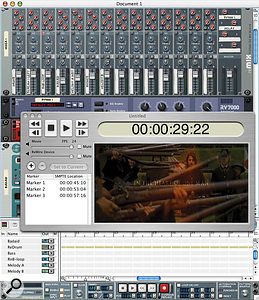Granted Software's Revision provides a neat way for Reason and Live users to run video in sync with their music, without having to resort to a more fully-featured sequencer application.