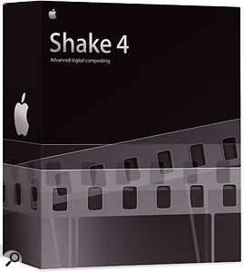 Apple acquired Nothing Real and their Shake compositing software in 2002. Four years later, it looks as though Shake 4.1 will be the last release of the software.