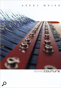 Soniccouture | Array Mbira