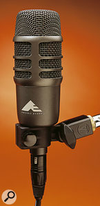Audio Technica AE2500 kick drum mic.