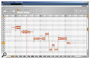 The full array of Melodyne features is now available in a genuine plug-in format.