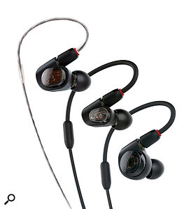 Audio-Technica IEM Series