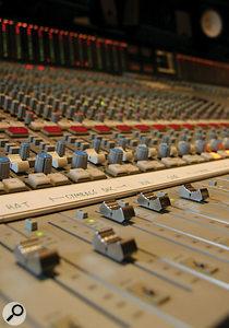 Massive Attack's New Studio