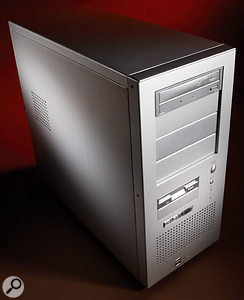 PC Audio Labs Athlon Dual-core PC