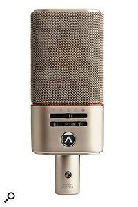 Austrian Audio OC818 condenser microphone