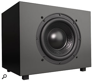 The ADM9s have reasonably good low-frequency extension, but better results can be obtained by teaming them with the optional subwoofer, which is designed specifically for use with the ADM9s.