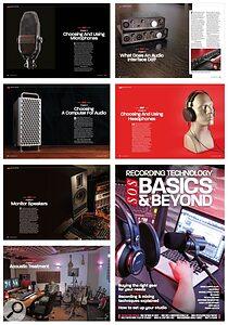 Basics & Beyond example layouts