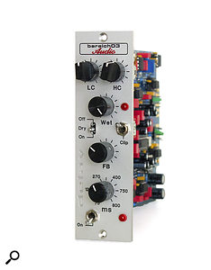 Bereich03 Audio Delay series‑500 module.