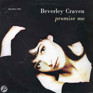 'Promise Me' catapulted Beverly into the spotlight, selling over one million copies.