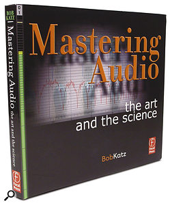 Bob Katz Mastering Audio book artwork.
