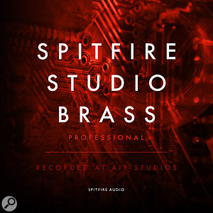 Spitfire Audio's new orchestral Brass library.