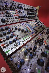 Buchla 200e: Part 1