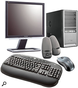 A high-street PC may have an impressive specification for the price, but it pays to check carefully on the number and type of expansion slots, USB and Firewire ports before parting with your money.
