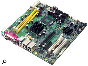 The Micro ATX Motherboards found in some entry-level budget PCs may have severely limited expansion potential, with limited USB ports, no Firewire ports and few expansion slots for adding more such ports.