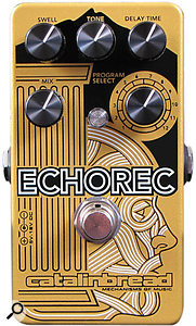 Catalinbread's Binson Echorec Emulation pedal.