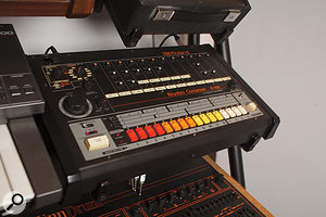 Rhythmically, many Clean Bandit tracks start with the classic Roland TR808.