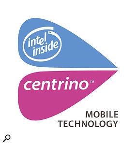 How Good Are Centrino Laptops For Music? Centrino logo.