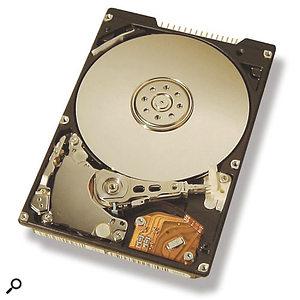 Until now, most laptop hard drives have offered lower spindle speeds and hence lower data transfer rates than those commonly used in desktop PCs, but new models such as the Travelstar E7K60 now boast a fast 7200rpm rotation speed.