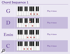 Passing Chords
