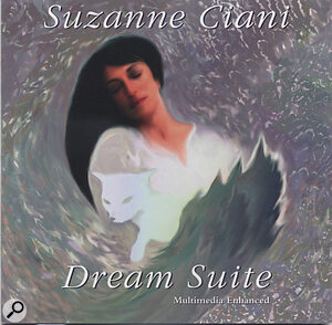 Suzanne Ciani: Dream Suite album artwork.