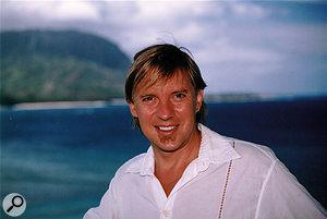 David Tickle, engineer on 'My Sharona' session.
