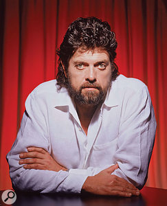Alan Parsons today.