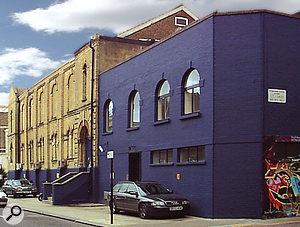 Basing Street Studios is now SARM West.