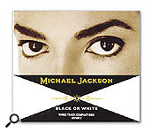 MICHAEL JACKSON 'Black Or White' | Classic Tracks