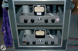 The RCA BA6A. Like the Fairchild 670, this compressor is often used as much for it's sound as it's ability to achieve the desired gain reduction.
