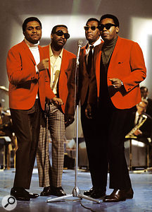 The Four Tops: 'Reach Out I'll Be There'   Classic Tracks