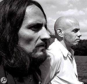 The Future Sound Of London as they are today.